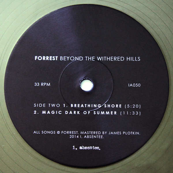 Beyond The Withered Hills - Side B