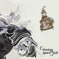 Wooden Spaceship - Cover